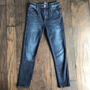 Abercrombie & Fitch Simone high rise super skinny